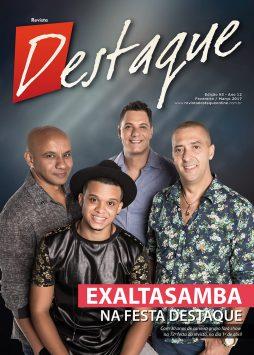 Capa revista Destaque