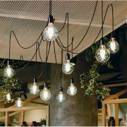Tendência vintage conquista  mercado de iluminação