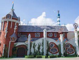 Exposição do Castelo Rá-Tim-Bum