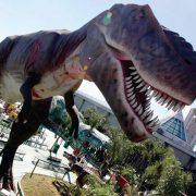 T-Rex Park:parque temático de dinossauros será inaugurado em Campinas
