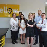 Yellow Imóveis apresenta novo conceito em imobiliária