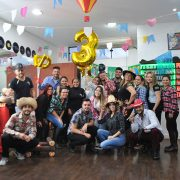 Studio Evandro Diniz comemora três anos com Festa Junina