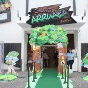 Feira Vila Kids foi realizada no Buffet Santa Arruaça