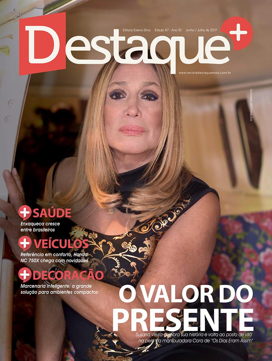 Edição Junho Julho Destaque+   Revista Destaque + a80fd6c7054