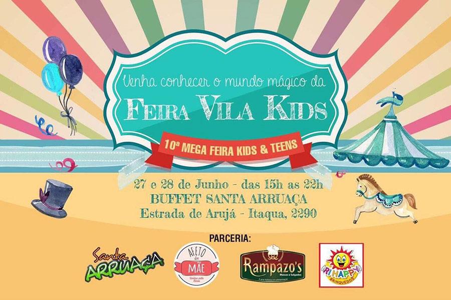 Feira Vila Kids