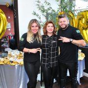 Wella faz lançamento de produtos no Evandro Diniz Studio Hair