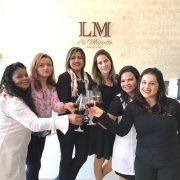 LM – Lú Matiello Beauty Studio comemora um ano de sucesso