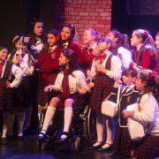 A Megera Domada: musical para todas as idades está em cartaz no teatro Nair Bello