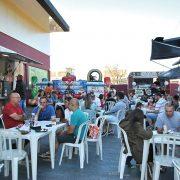 Festival de Food Truck comemorou o 1º aniversário do Quintal da Villa