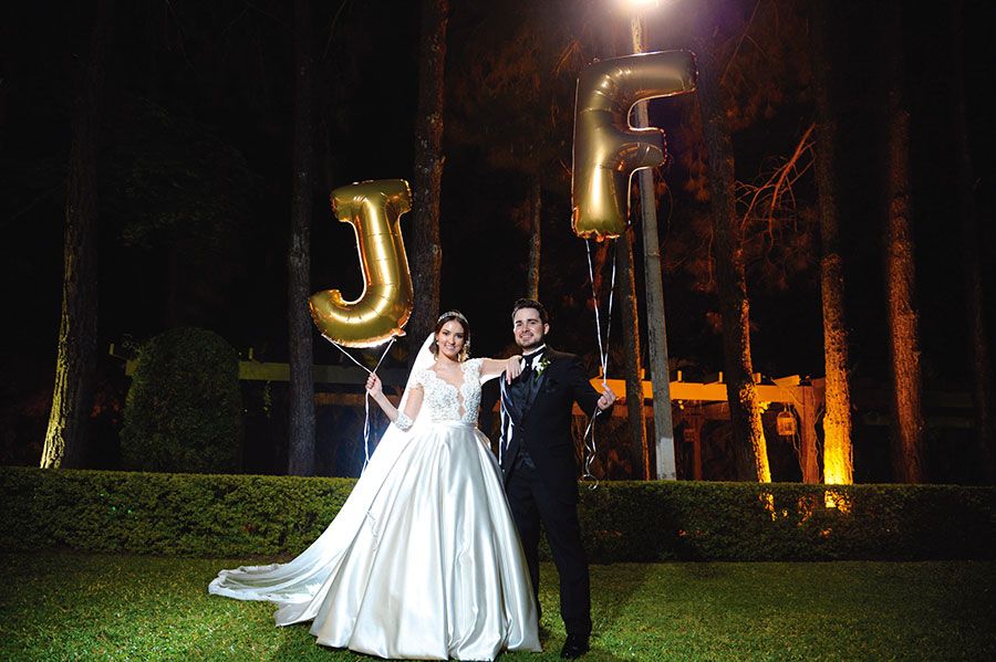 Juliana e Fernando