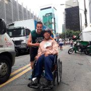 Portador de Paralisia Cerebral participará da meia maratona de São Paulo