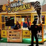 """Mogi Shopping recebe """"Zooland Arena Combate"""""""