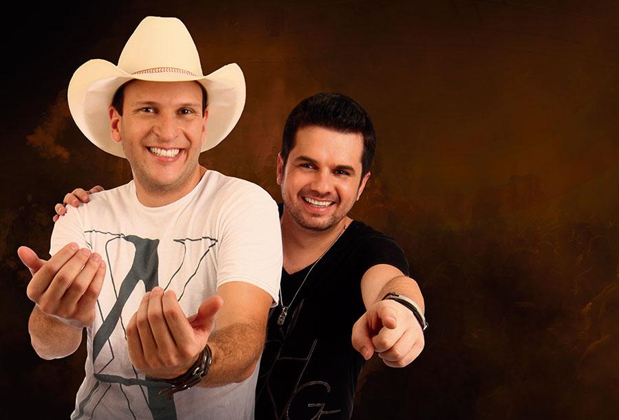Matheus Minas e Leandro
