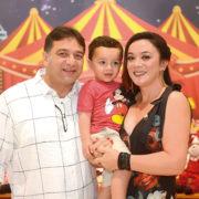 O circo do príncipe Rafael Vasconcelos