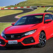 Honda lança a nova geração do Civic Si
