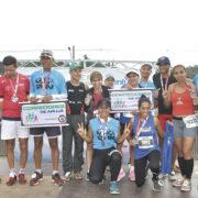 Centenas de atletas prestigiaram  a 1ª MAG Run Arujá