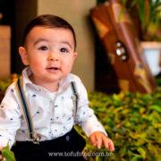 Nicolas faz 1 aninho