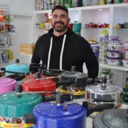 Panelas.com reúne em Arujá  peças estilosas para sua cozinha