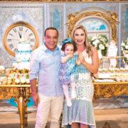 1º aninho da princesa Júlia