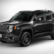 Jeep celebra três anos de Renegade e mais de 200 mil veículos no brasil