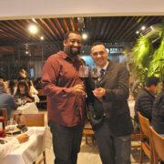 1º Wine Dinner reúne público seleto no Djapa de Arujá