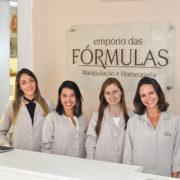 Empório das Fórmulas inaugura segunda  unidade na região dos condomínios