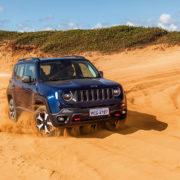 Jeep Celebra Tres Anos De Renegade E Mais De 200 Mil Veiculos No