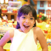 Princesa Júlia comemora 6 anos