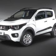 Fiat Mobi ganha exclusividade com nova personalização cross