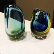 Vidros coloridos levam fluidez e personalidade ao ambiente