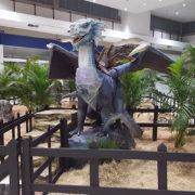 """Itaquá Garden Shopping recebe """"Exposição Internacional – Dragões"""""""