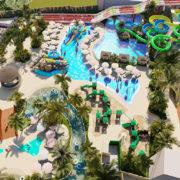 Suzano ganhará moderno parque aquático; março será inaugurada a primeira fase