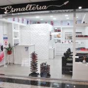 Inaugurado em Arujá um novo conceito de esmalteria