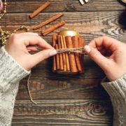 Aprenda a fazer enfeites de Natal sem gastar quase nada?