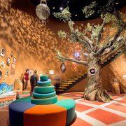 Exposição recria Castelo Rá-Tim-Bum no Memorial da América Latina
