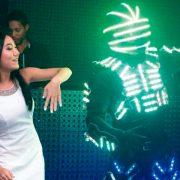 Alegratto Eventos festeja os 15 anos  da lindíssima Luana Suzuki