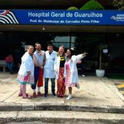 ONG Doutores do Riso completa quatro anos