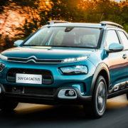 Novo SUV Citroën C4 Cactus: a próxima geração SUV