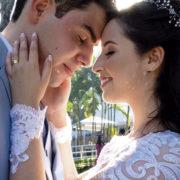 O sim de Laura e Eduardo