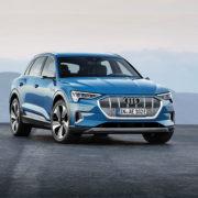 Primeiro SUV 100% elétrico da marca, Audi e-tron inicia período de pré-venda